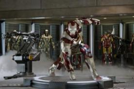 Iron Man: Armada estadounidense creará traje idéntico del personaje de Marvel