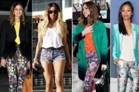 Pantalones floreados: Aquí te decimos cómo combinarlos
