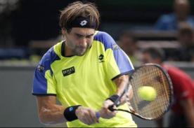 Tenis: David Ferrer dio el batacazo en París y venció a Rafael Nadal