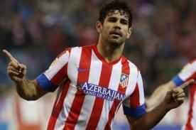 Selección de España: Vicente del Bosque convocó a Diego Costa
