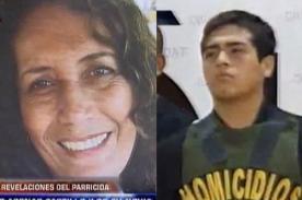 María Castillo: Hijo adoptivo confesó cómo mató a su madre - Video