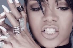 Rihanna luce atormentada en su nuevo videoclip 'What Now' - Video