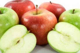 Manzana: Alimento que ayuda a bajar de peso