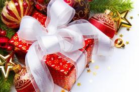 Regala una tarjeta navideña con frases bonitas de Feliz Navidad