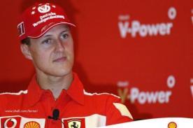 Esposa de Michael Schumacher exige a la prensa que la dejen en paz
