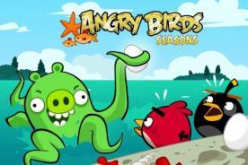 Friv: Destruye a todos los cerditos con emocionante juego Friv de Angry Birds