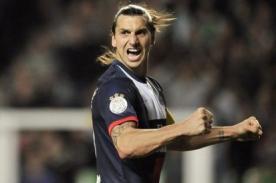 ¿Zlatan Ibrahimovic tiene intención de jugar en el Borussia Dortmund?