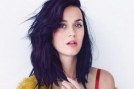 Katy Perry comparte imagen del escenario de su gira Prismatic World Tour