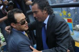 Selección peruana : José Del Solar considera a Reynoso como técnico ideal