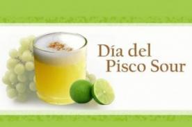 Dia del Pisco Sour: Conoce los ingredientes y su fácil preparación