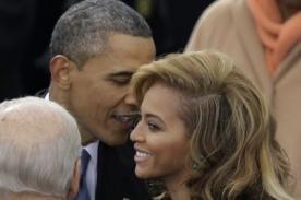 Aseguran que Beyoncé vive aventura amorosa con Barack Obama