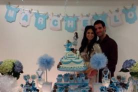 Sully Sáenz celebró su baby shower - FOTOS