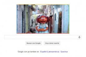 Google celebra el Día Internacional de la Mujer con nuevo Doodle - VIDEO