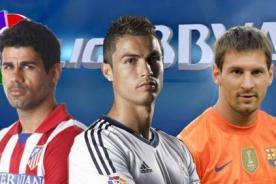 Liga BBVA: Tabla de posiciones antes del encuentro entre Real Madrid vs. Barcelona