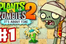 Friv: Disfruta de este alucinante juego friv de Plantas vs Zombies online