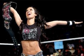 WWE: Paige venció a AJ Lee y es la nueva campeona de las Divas - VIDEO