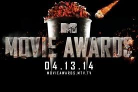 MTV Movie Awards 2014: Transmisión en vivo a las 7:30 p.m.