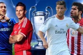 Champions League: Conoce la fecha, hora y canal de las semifinales