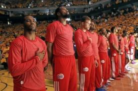 NBA: Jugadores de Los Angeles Clippers protestan por comentarios racistas - VIDEO
