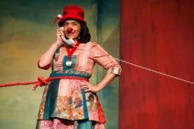 Wendy Ramos: Actriz está de regreso con su unipersonal 'Cuerda'