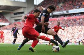 Premier League: Liverpool empató 3-3 ante Crystal Palace - Resumen del partido