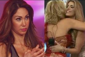 Melissa Loza se pronunció sobre encuentro de Gisela y Viviana - VIDEO
