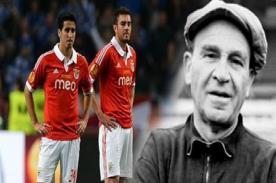 Guttman: Conoce la terrible maldición de Benfica en las finales - Europa League