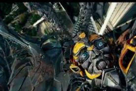 Lanzan nuevo tráiler de Transformers 4: La era de la extinción-  Video
