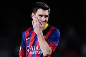 Lionel Messi fuera del equipo ideal de la Champions League