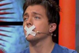 Enemigos Públicos silencia a Julián Zucchi por lisuriento [Foto]