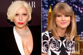 Twitter: Lady Gaga y Taylor Swift se envían mensajes de cariño