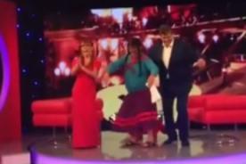La Paisana Jacinta, Alan García y Magaly Medina juntos en TV [VIDEO]