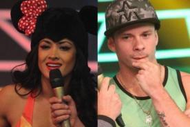 Combate: Mario Hart coquetea a Michelle Soifer delante de Erick Sabater - VIDEO