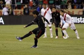 Selección de Perú ante México sí ganó... en el ráting contra Esto Es Guerra