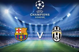 Barcelona vs Juventus: Transmisión en vivo - Final Champions League 2015