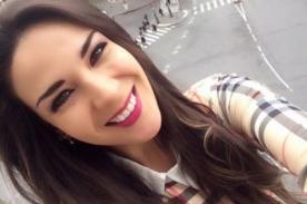 ¿Silvia Cornejo besa como 'loca' a nueva pareja? - FOTOS