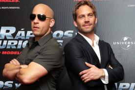 Instagram: Vin Diesel dedica emotivo mensaje a Paul Walker