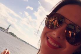 Rosángela Espinoza te sacará más que una sonrisa con este selfie - FOTO