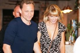 Taylor Swift y Tom Hiddleston terminaron su relación