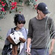 Vanessa Hudgens pasó el fin de semana con su novio Austin Butler