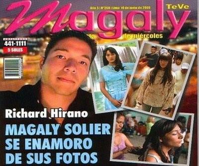 Alejandro Toledo niega haber invitado a Magaly Solier a incursionar en la política
