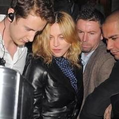 Madonna es captada saliendo de una discoteca con supuesta nueva pareja