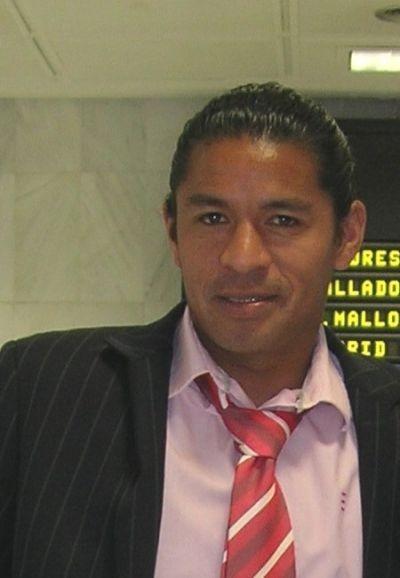 Santiago Acasiete aclaró que no le guarda rencor a José del Solar