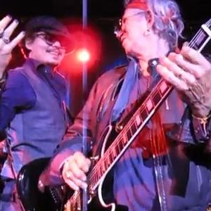 Video: Johnny Depp hizo dupla con Keith Richards
