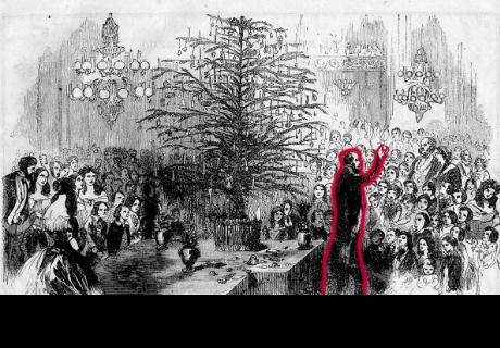 Conoce en dónde nace la popular costumbre de colocar arboles navideños