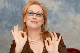 Meryl Streep se siente honrada de ser un ícono gay