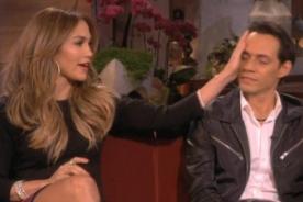 Jennifer Lopez vuelve a cachetear a Marc Anthony