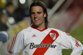 Fútbol Argentino: Hinchas de River Plate quieren renovación de Cavenaghi