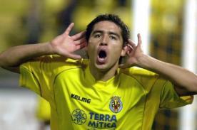 Fútbol Español: Román Riquelme quiere volver a jugar en el Villarreal