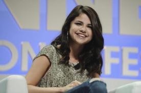 Selena Gomez en Cannes: Actriz se presentó en seminario de creatividad